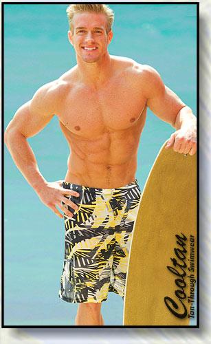 Rockstar Surf Shorts