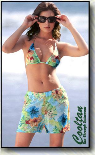 Hawaii Swim Shorts