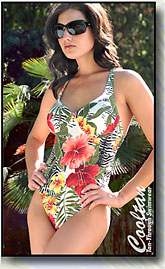 Oahu women's swimwear