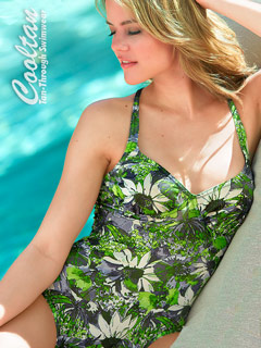Mojito 1PC Structured Top Suit