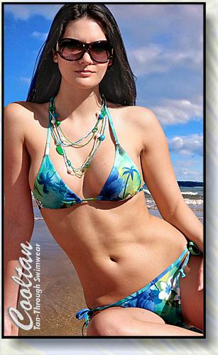 Aruba Triangle Top Bikini