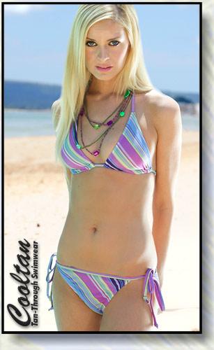 South Beach Triangle Top Bikini