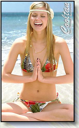 Oahu Triangle Top Bikini