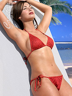 Red Sea Triangle Top Bikini available from Cooltan, Click here to visit their site.