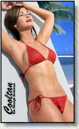 Red Sea Triangle Top Bikini