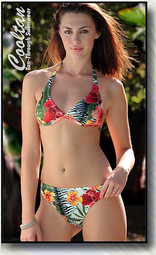 Oahu Halter Top Bikini
