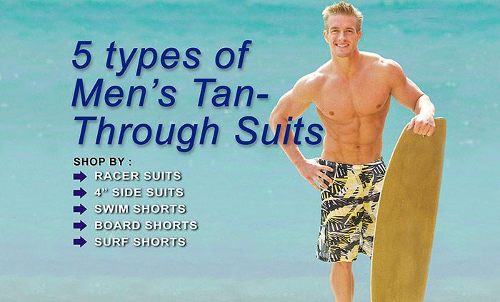 Mens Tan Lines